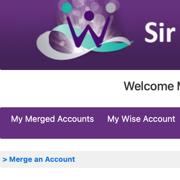 Merge Accounts 1