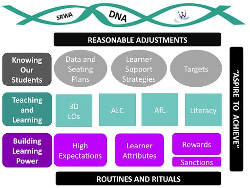 SRWA DNA
