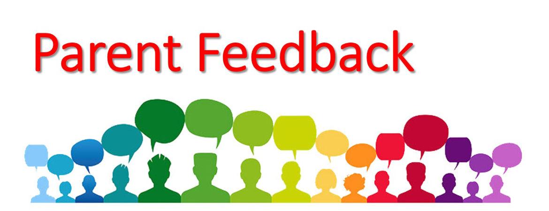 Parent feedback logo