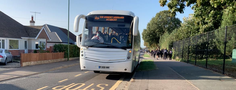 SRWA Bus Coach